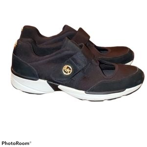 Michael Kors Black Sneakers